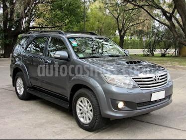 Foto venta Auto usado Toyota SW4 SRV TDi Cuero Aut (2012) color Gris Oscuro precio $1.300.000