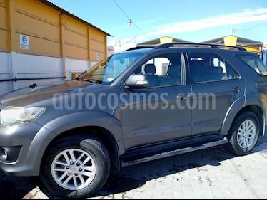 Toyota SW4 SRV TDi Cuero Aut usado (2012) color Gris Oscuro precio $1.350.000
