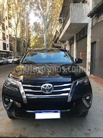 Toyota SW4 srx 2018 usado (2018) color Negro precio u$s42.000