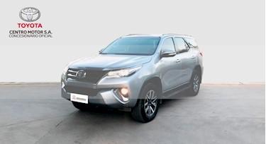 Foto venta Auto usado Toyota SW4 SRX 7 Pas Aut (2016) color Gris Claro precio $1.790.000