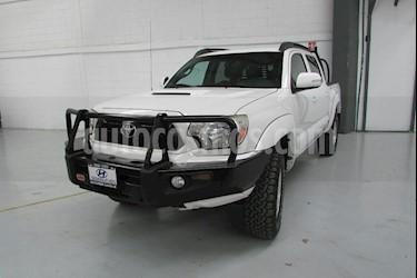 Foto venta Auto usado Toyota Tacoma 4p TRD Sport V6/4.0 Aut 4x4 (2014) color Blanco precio $365,000