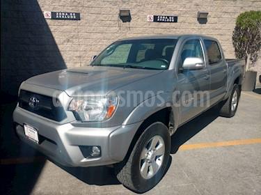 Foto venta Auto usado Toyota Tacoma 4p TRD Sport V6/4.0 Aut (2014) color Plata precio $354,000