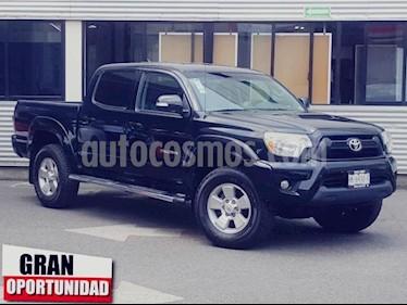 Foto venta Auto usado Toyota Tacoma 4p TRD Sport V6/4.0 Aut (2015) color Negro precio $380,000