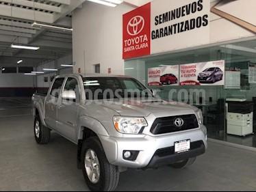 Foto venta Auto usado Toyota Tacoma 4p TRD Sport V6/4.0 Aut (2013) color Plata precio $298,000