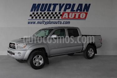 Toyota Tacoma SR5 usado (2008) color Plata precio $235,000