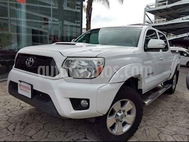 Foto Toyota Tacoma TRD Sport 4x4 usado (2014) color Blanco precio $345,000