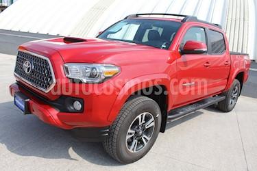 Foto Toyota Tacoma Edicion Especial 4x4  usado (2019) color Rojo precio $719,000