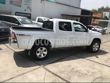 Toyota Tacoma TRD Sport usado (2015) color Blanco precio $380,000
