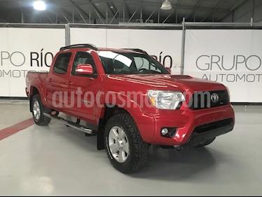 Toyota Tacoma TRD Sport 4x4 usado (2013) color Rojo precio $339,000