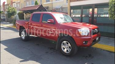 Toyota Tacoma TRD Sport 4x4 usado (2012) color Rojo precio $275,000