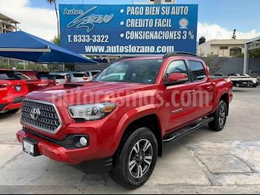 Toyota Tacoma Edicion Especial 4x4  usado (2019) color Rojo precio $639,900