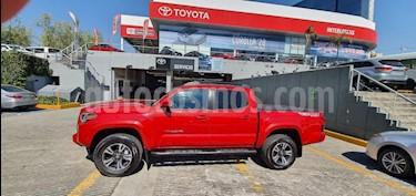 Toyota Tacoma 4P TRD SPORT ED. ESP. V6/3.5 AUT 4X4 usado (2019) color Rojo precio $685,000