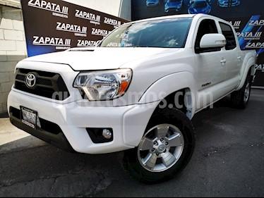 Toyota Tacoma TRD Sport usado (2014) color Blanco precio $345,000