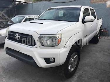 Toyota Tacoma TRD Sport 4x4 usado (2014) color Blanco precio $360,000