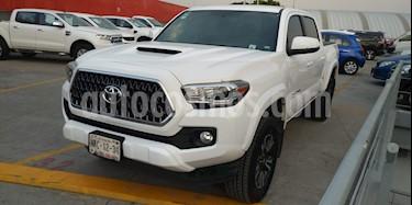 foto Toyota Tacoma TRD Sport 4x4 usado (2019) color Blanco precio $589,000