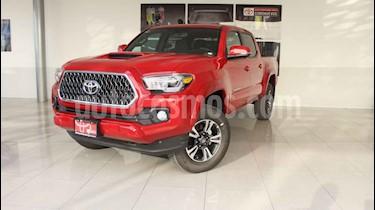Toyota Tacoma TRD Sport  usado (2019) color Rojo precio $575,000