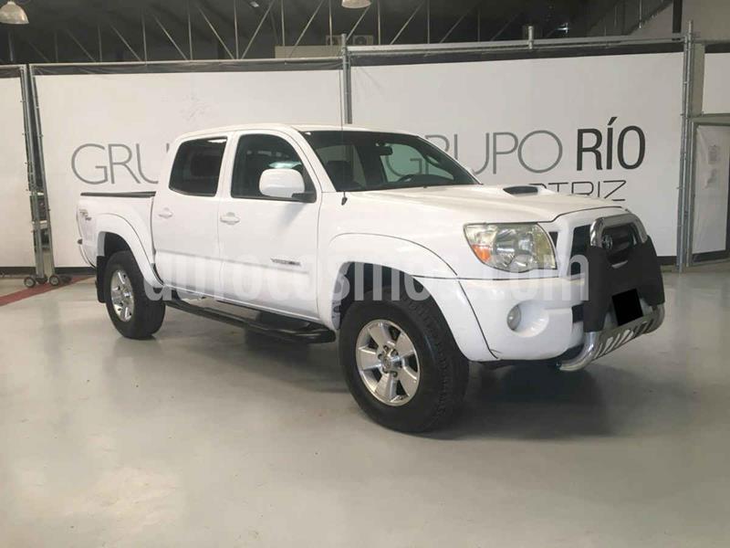 Toyota Tacoma TRD Sport  usado (2008) color Blanco precio $239,000