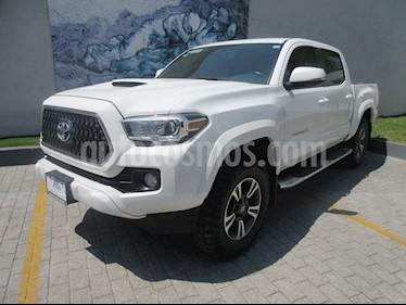 Toyota Tacoma TRD Sport 4x4 usado (2019) color Blanco precio $599,000