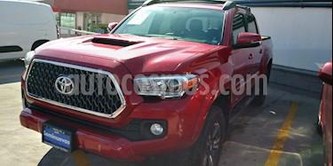 Toyota Tacoma Edicion Especial 4x4  usado (2019) color Rojo precio $719,000