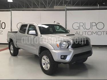 Toyota Tacoma TRD Sport usado (2012) color Plata precio $290,000