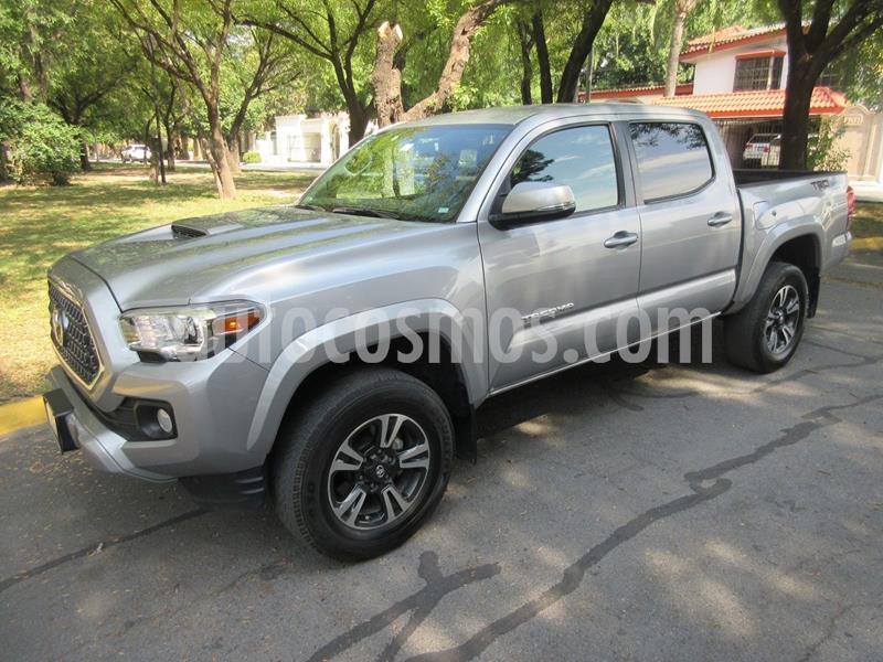 Toyota Tacoma TRD Sport  usado (2019) color Plata Dorado precio $535,000