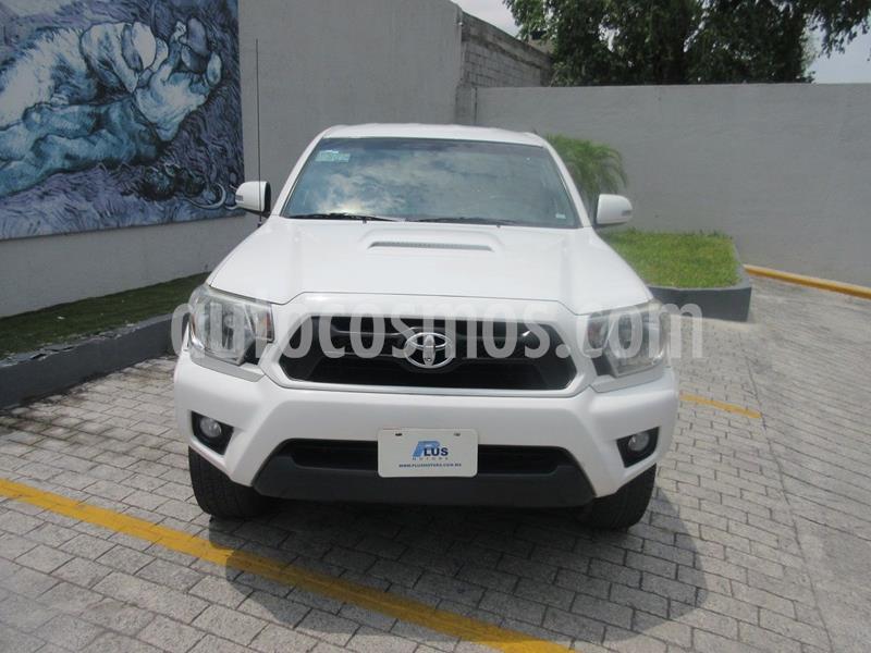 Toyota Tacoma TRD Sport  usado (2014) color Blanco precio $335,000