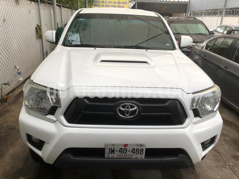 Toyota Tacoma TRD Sport usado (2013) color Blanco precio $325,000