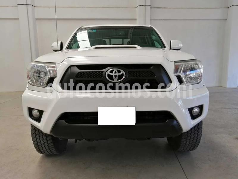 Toyota Tacoma TRD Sport usado (2016) color Blanco precio $90,000