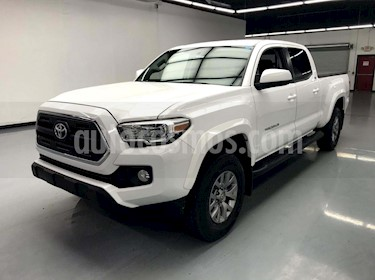 Toyota Tacoma TRD Sport usado (2016) color Blanco precio $225,000