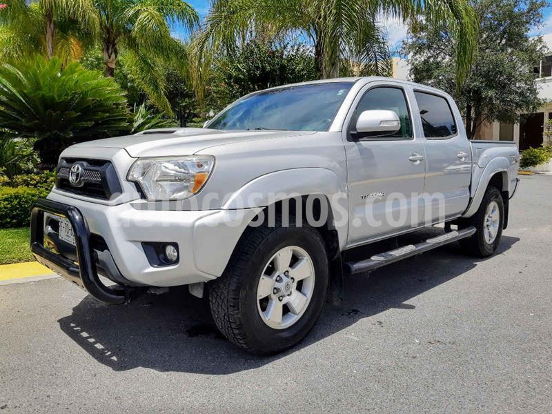 Toyota Tacoma TRD Sport  usado (2013) color Plata precio $315,000