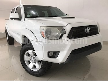 Foto venta Auto usado Toyota Tacoma SR5 (2014) color Blanco precio $349,900