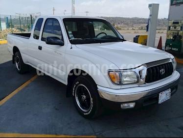 foto Toyota Tacoma SR5 usado (2001) color Blanco precio $78,000