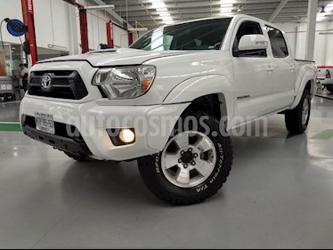 Foto venta Auto Seminuevo Toyota Tacoma TRD Sport 4x4 (2015) color Blanco precio $370,000