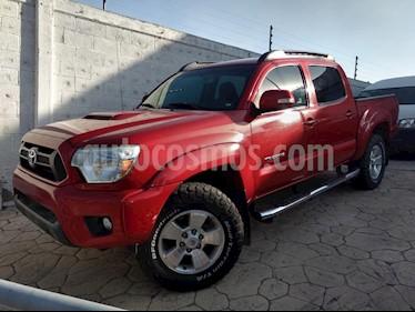 Foto venta Auto usado Toyota Tacoma TRD Sport 4x4 (2015) color Rojo precio $377,000