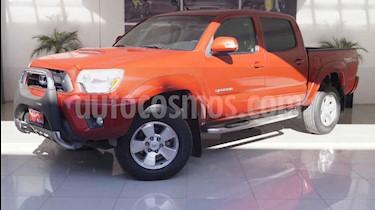 Foto venta Auto usado Toyota Tacoma TRD Sport 4x4 (2014) color Rojo precio $395,000