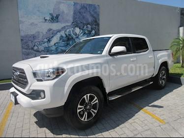Foto venta Auto usado Toyota Tacoma TRD Sport 4x4 (2016) color Blanco precio $455,000