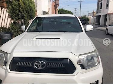 Foto venta Auto usado Toyota Tacoma TRD Sport 4x4 (2012) color Blanco precio $315,000