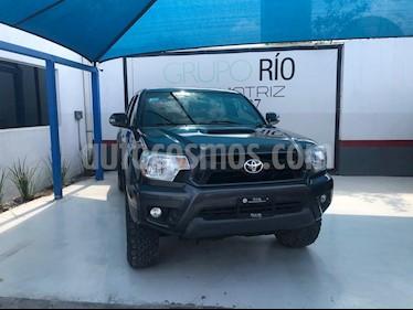 Foto Toyota Tacoma TRD Sport 4x4 usado (2012) color Gris precio $308,000