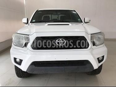 Foto venta Auto usado Toyota Tacoma TRD Sport 4x4 (2014) color Blanco precio $349,000