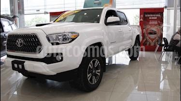 Foto venta Auto usado Toyota Tacoma TRD Sport 4x4 (2019) color Blanco precio $630,000