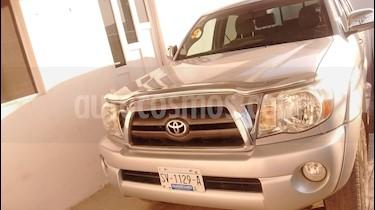 Foto venta Auto usado Toyota Tacoma TRD Sport 4x4 (2010) color Plata precio $255,000