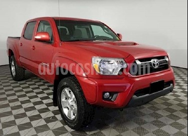 Foto venta Auto Seminuevo Toyota Tacoma TRD Sport 4x4 (2015) color Rojo precio $248,600