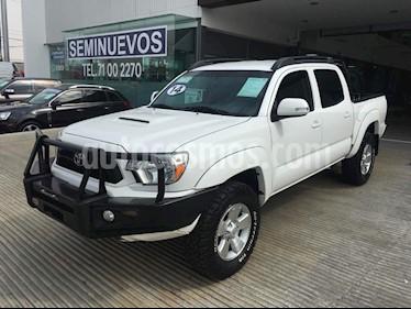 Foto venta Auto Seminuevo Toyota Tacoma TRD Sport 4x4 (2014) color Blanco precio $365,000