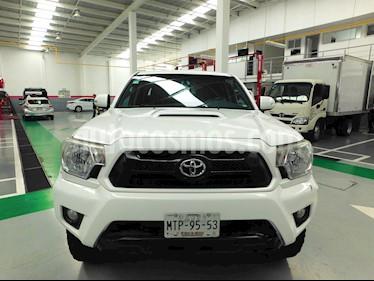 Foto venta Auto usado Toyota Tacoma TRD Sport 4x4 (2015) color Blanco precio $350,000