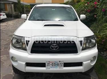 foto Toyota Tacoma TRD Sport 4x4 usado (2007) color Blanco precio $215,900