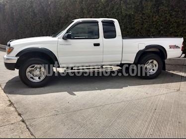 Foto venta Auto usado Toyota Tacoma TRD Sport 4x4 (2001) color Blanco precio $90,000