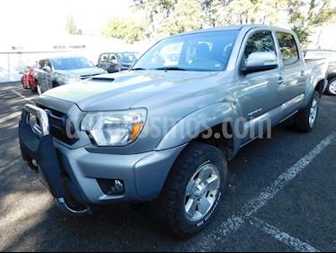 Foto venta Auto Seminuevo Toyota Tacoma TRD Sport 4x4 (2014) color Plata precio $350,000