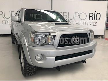 Foto venta Auto usado Toyota Tacoma TRD Sport 4x4 (2011) color Plata precio $309,000
