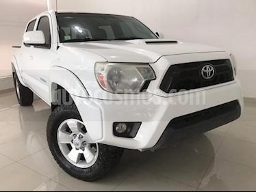 Foto venta Auto usado Toyota Tacoma TRD Sport (2014) color Blanco precio $349,900