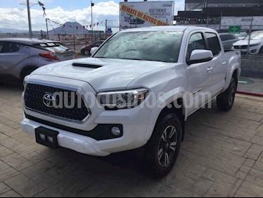 Foto venta Auto usado Toyota Tacoma TRD Sport  (2019) color Blanco precio $587,000